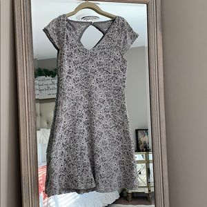Super comfortable skies are blue lace summer dress